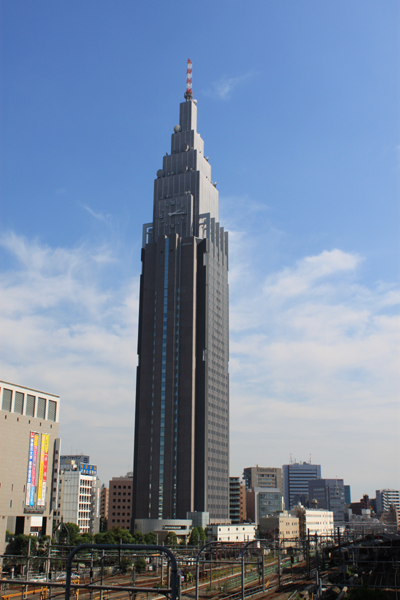 NTTドコモ代々木ビル(ドコモタワー)