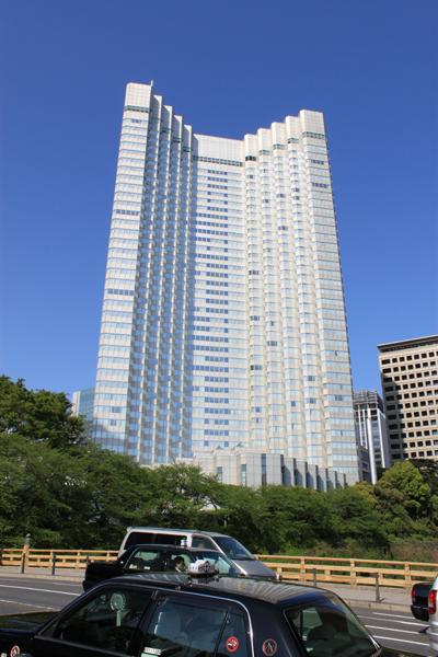 グランドプリンスホテル赤坂(旧・赤坂プリンスホテル新館)